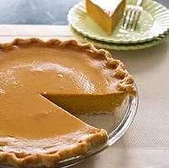 THE BEST Pumpkin Pie!