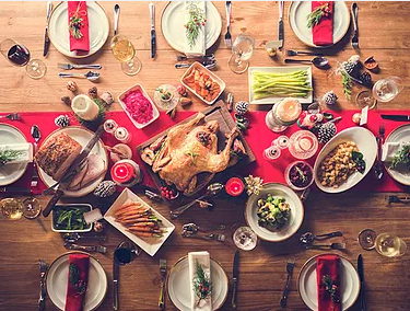 Ways to Eat Healthily During the Holidays
