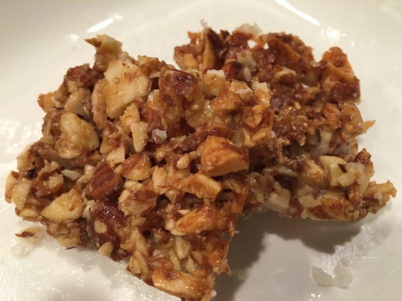 Almond Honey Crunch! Perfect Snack...